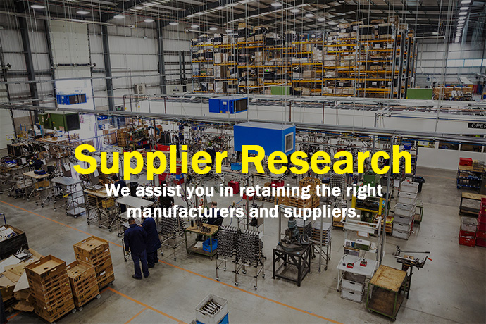 supplier-research